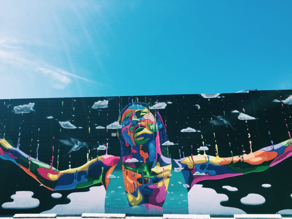 My top 5 favorite st pete murals local baysics for Mural festival