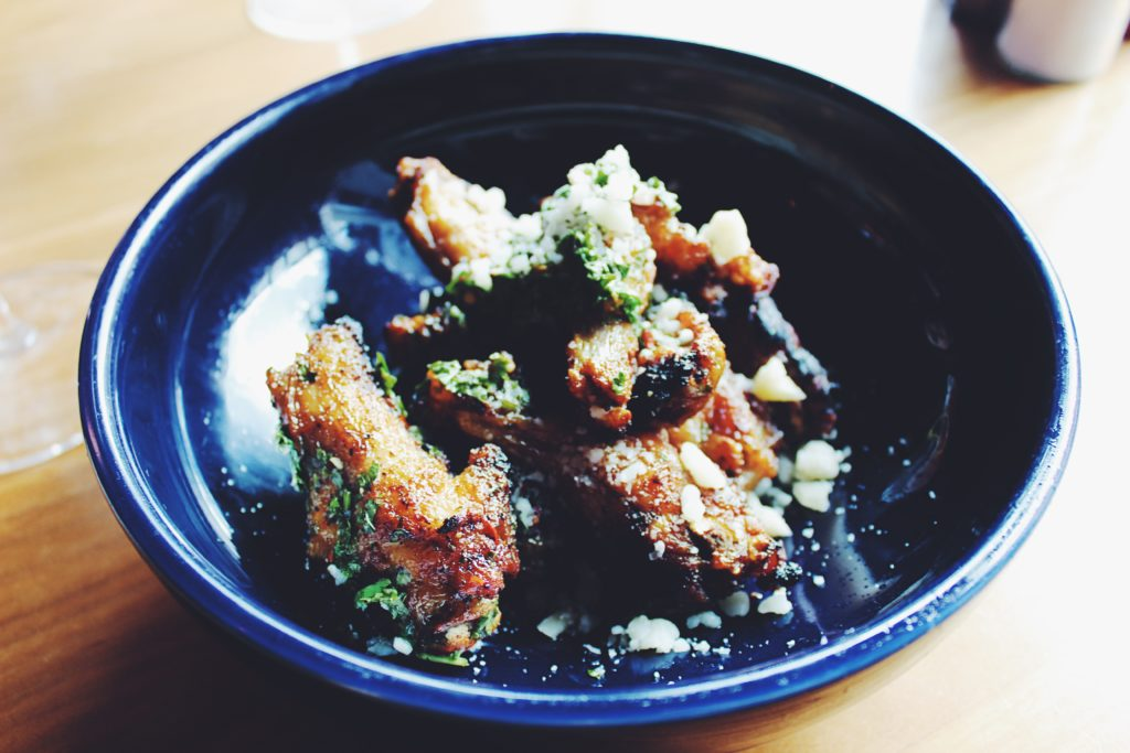 Oven Roasted Chicken Wings at Doc B's Fresh Kitchen