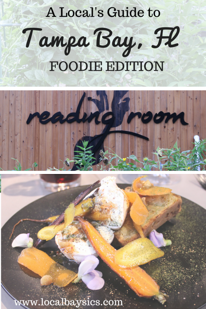 Eat at The Reading Room in St. Pete: A Foodie Heaven