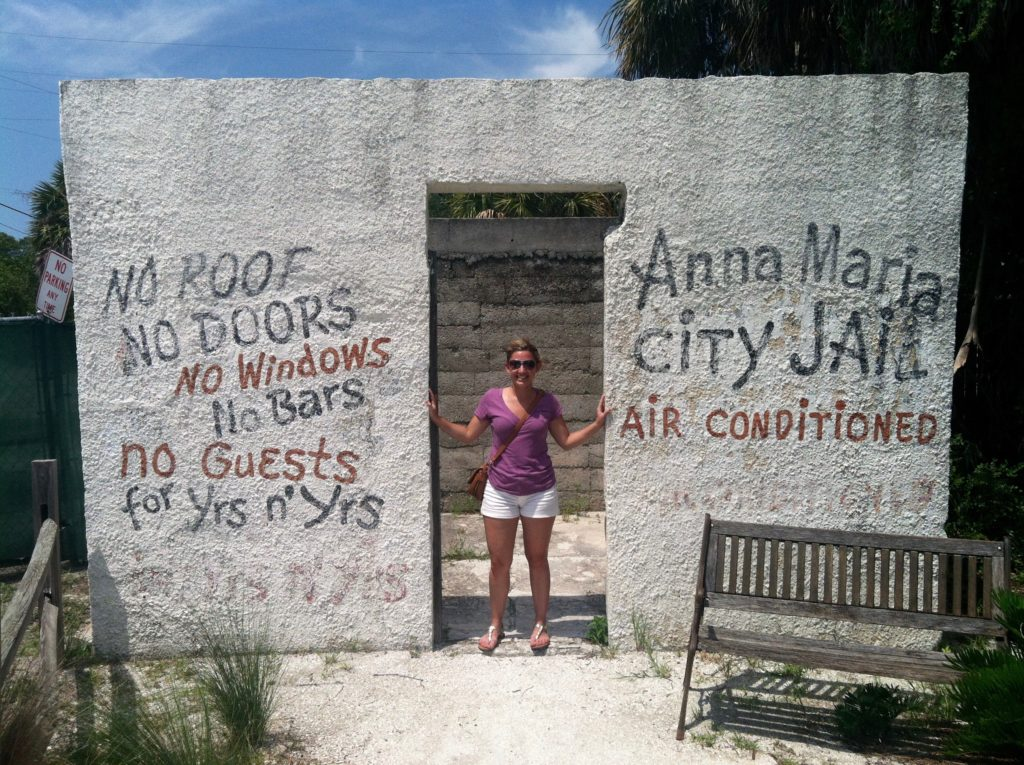 Anna Maria Island Old City Jail
