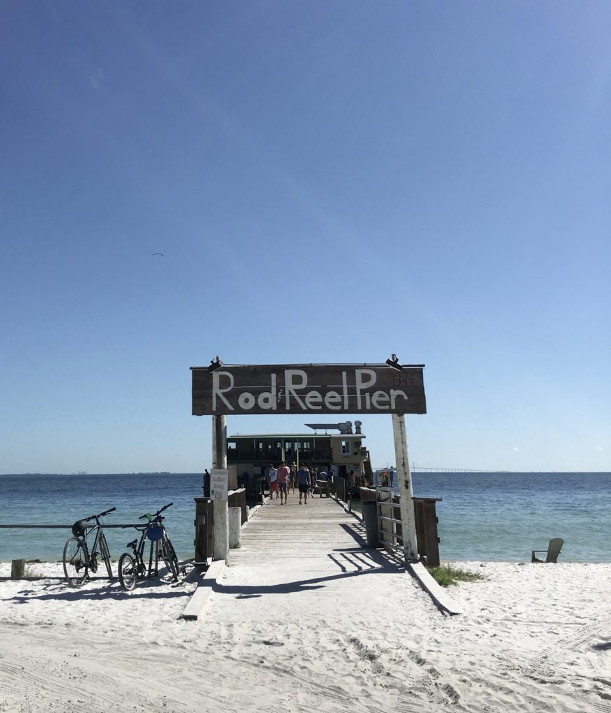 Rod and Reel Pier on Anna Maria Island
