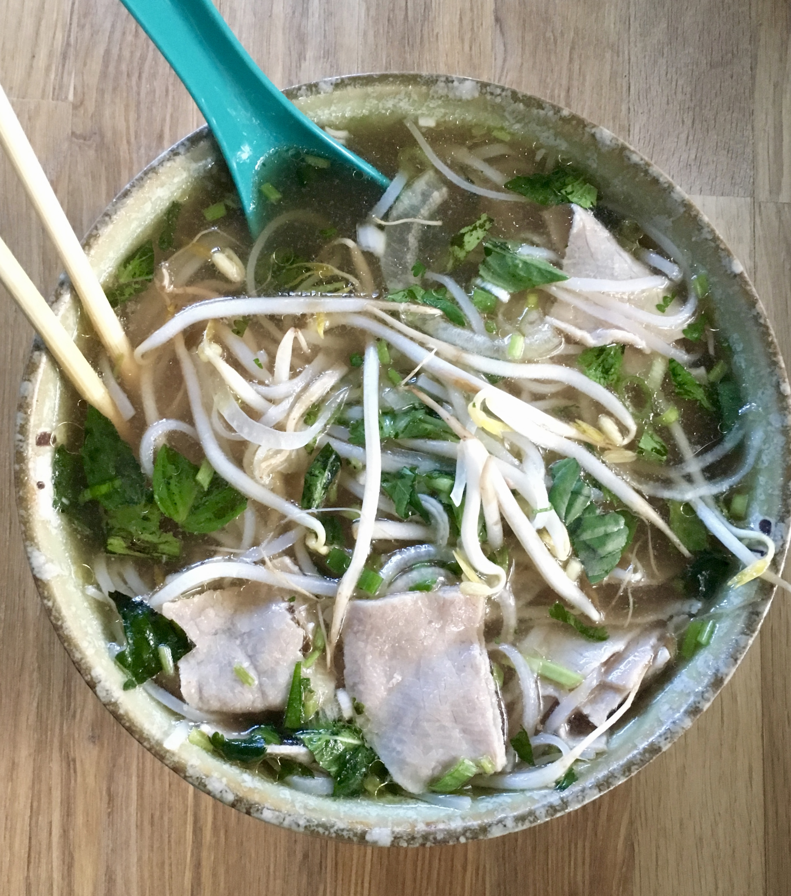 Pho from Pho Kien Giang