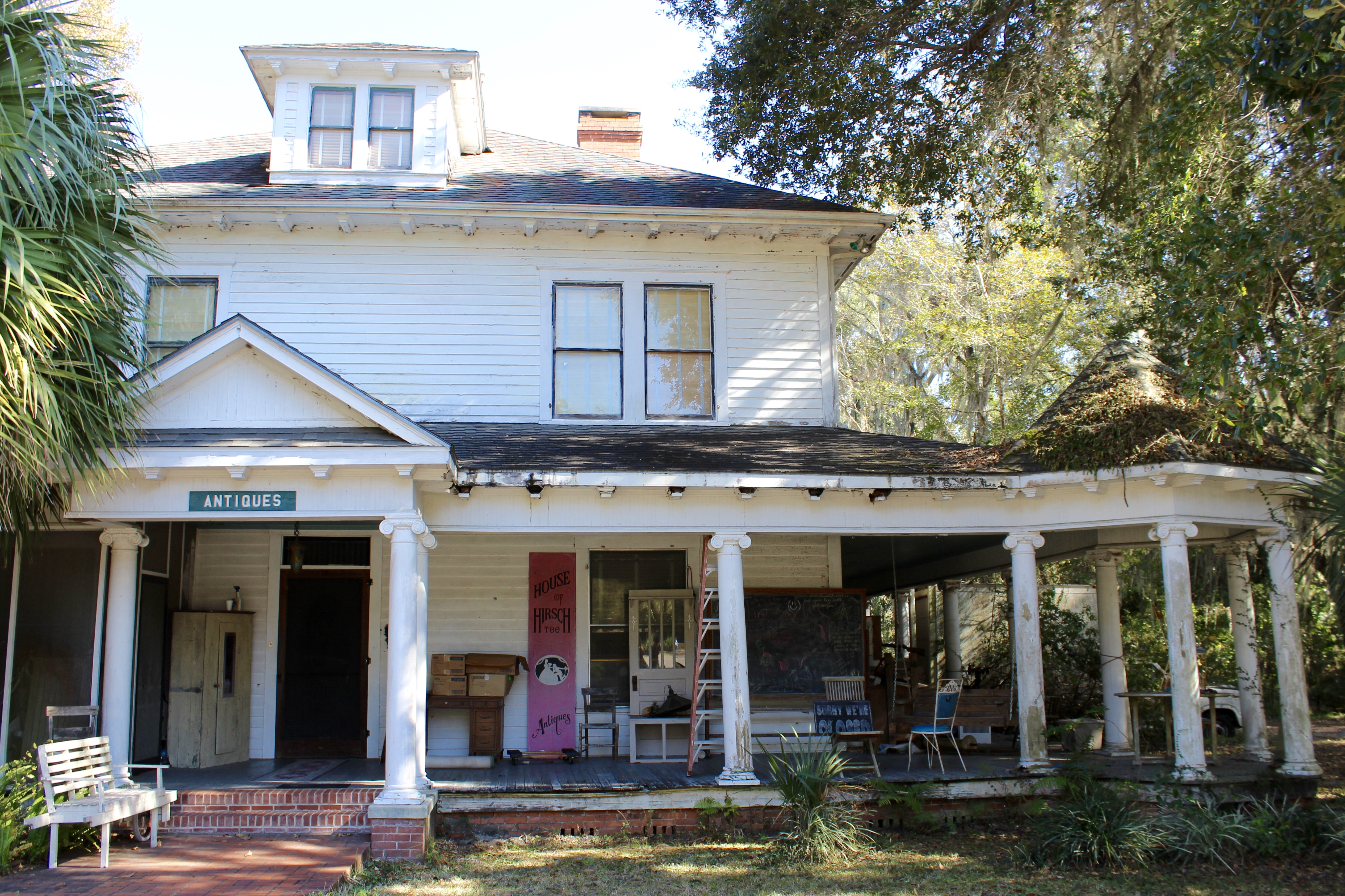 Town of Micanopy, FL