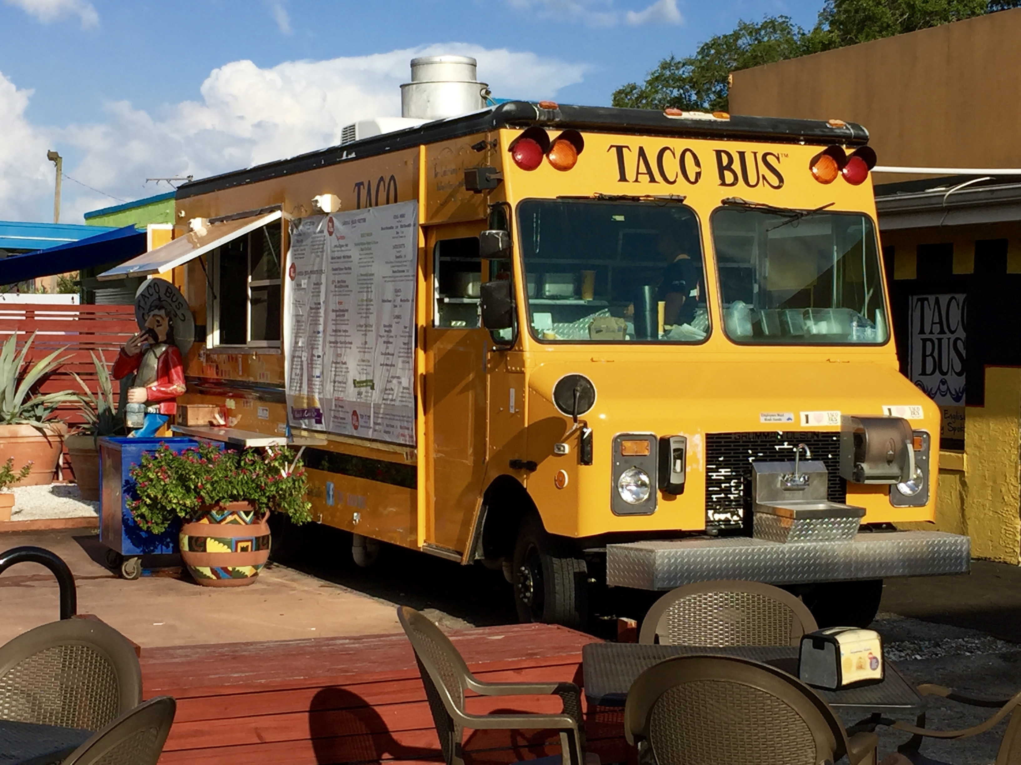 Taco Bus in St. Pete, Fl - Top 10 Taco Spots in St. Pete, FL